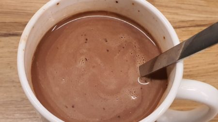Hot chocolate recipe 4